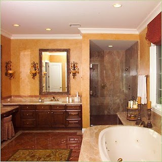 Ceiling Molding Bathroom Design Ideas, Remodels &amp- Photos