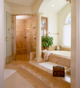 Shower - Frameless Doors