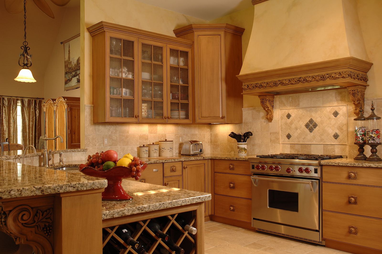 Kitchen Tile Designs Cool Of Italian Kitchen Design Ideas Pictures