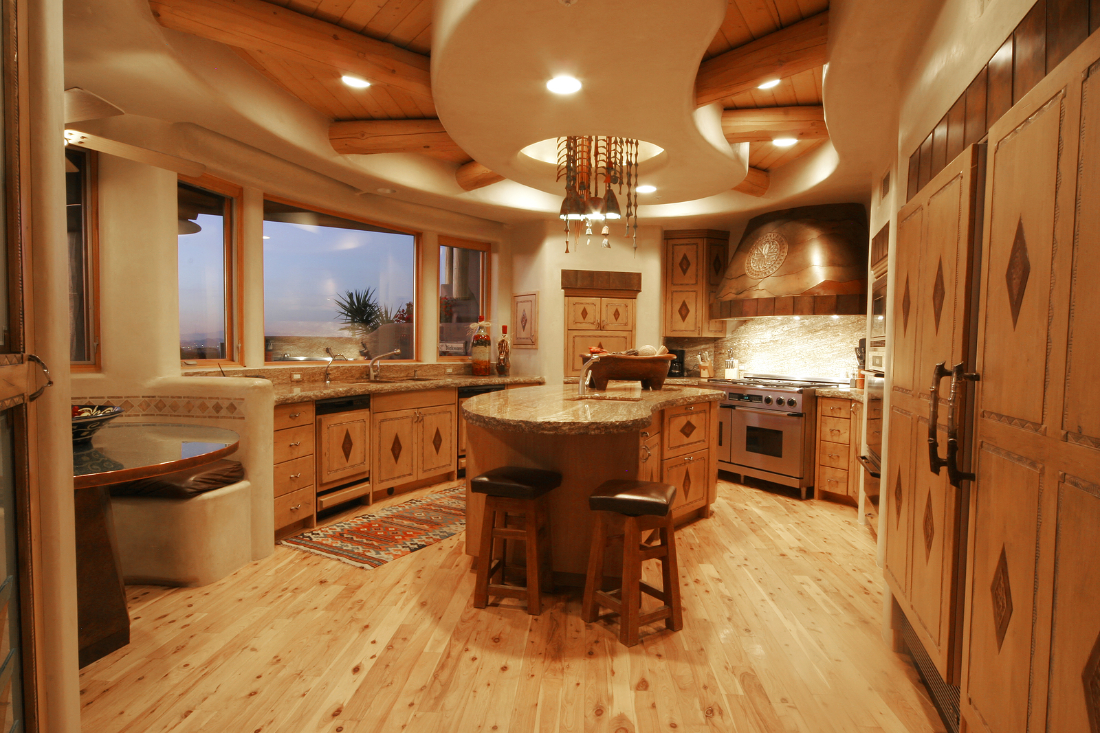 Donco designs is a pompano beach remodeling contractor for Custom kitchen remodel