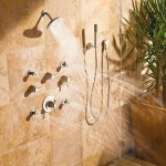 Spa Shower Bathroom Design