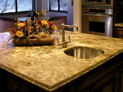 Kitchen Countertop Styles - Donco Designs