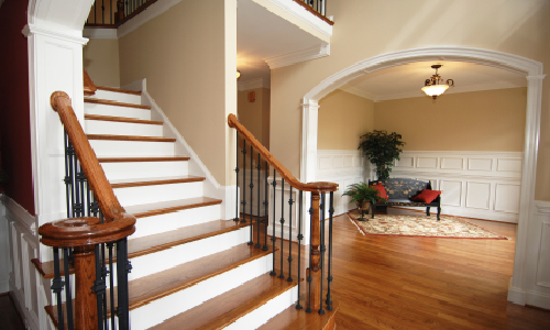 Wood Floors_Staircase_500x300