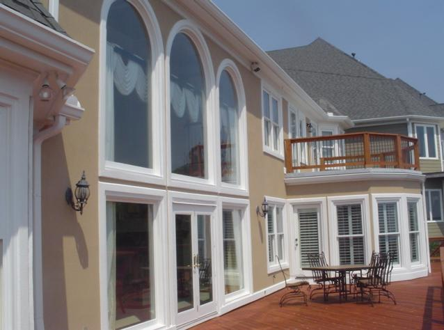 Donco designs is a pompano beach remodeling contractor for Exterior building paint design