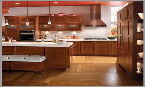 Kraftmaid cabinetry - Modern Kitchen Design