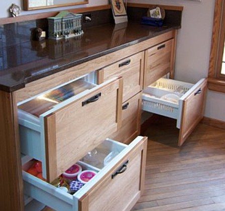 Kitchen Must Haves   Refrigerator Drawers
