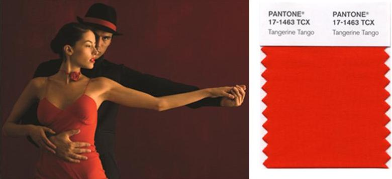 Interior Design Colors for 2012 – Tangerine Tango Tops the List