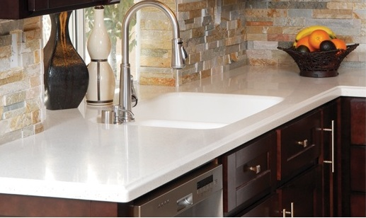 Solid Surface Countertop_Staron