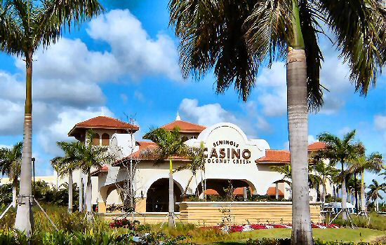 Coconut Creek seminole casino