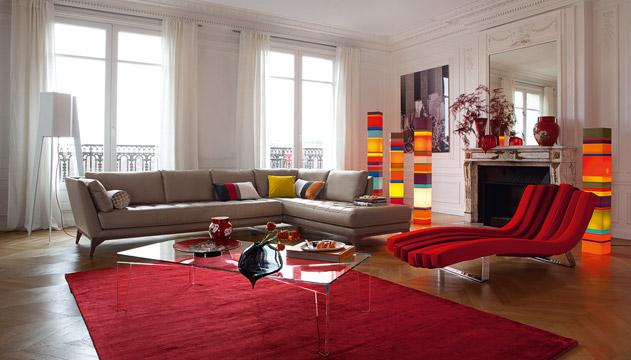 Roche Bobois: Inspiring 2012 Spring Collection