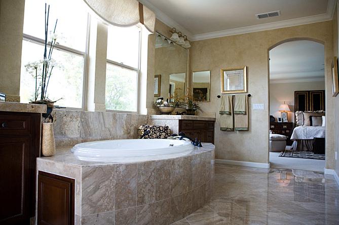 How to Create a Spa-Like Bathroom
