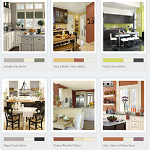 Rooms by Color with Benjamin Moore