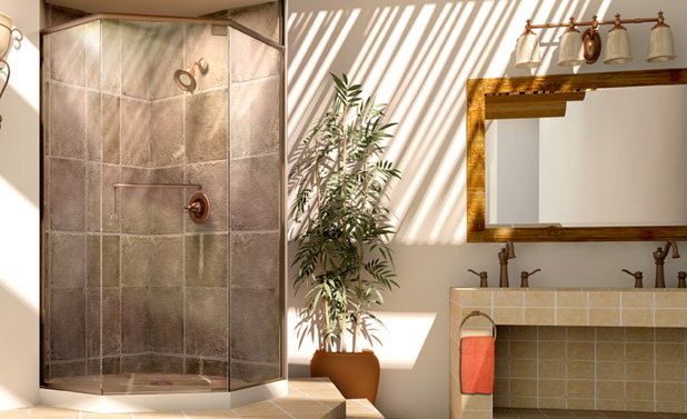 Glass Shower Door_Basco-celesta