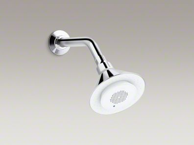 Kohler brings Music to Shower with Moxie