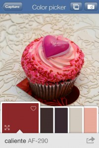 Color Picker - Happy Valentines Day