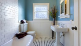 Affordable bathroom remodel updates
