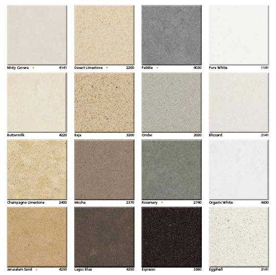 Quartz Countertop Colors : Donco designs is a pompano beach remodeling contractor