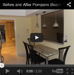 Pompano Beach Palm Aire Kitchen