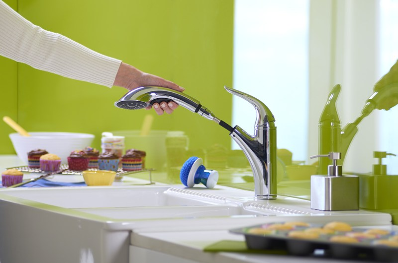 How to select a Kitchen Faucet