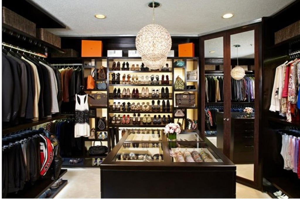 photo credit: Architecture Digest - - Lisa Adams of LA Closet Design