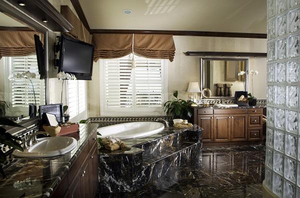 Functional Bathroom Design Ideas