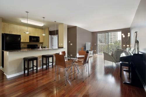 Laminate flooring - Modern