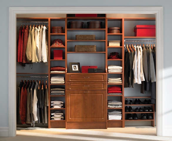 Get Organized: Maximize storage space – closet design tips – Part 1