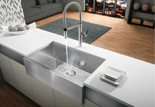 How to Choose the Right Kitchen Sink and Faucet