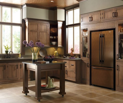 Inset Door Style - Framed - Decora Cabinets