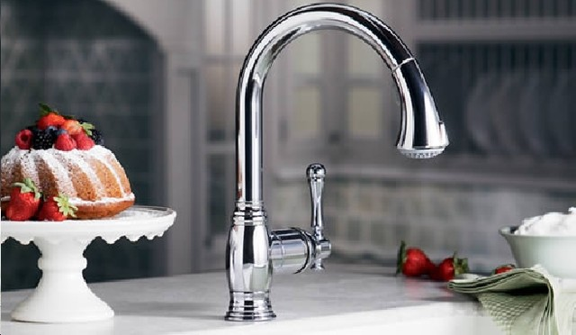grohe bridgeford faucet