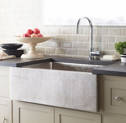 Modern Farmhouse or Apron Front Sink for Your Kitchen Donco Designs