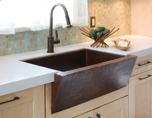NATIVE TRAILS_Zuma- APRON SINK