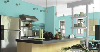 sherwin williams holiday turquoise