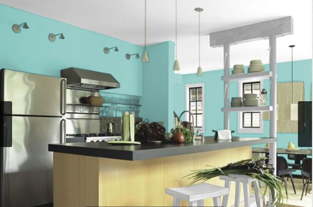 Selecting Paint Colors for a Healthy Home