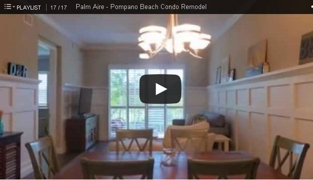 Palm Aire Pompano remodel