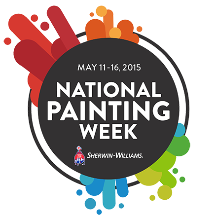 photo credit - sherwin williams painting week 2015