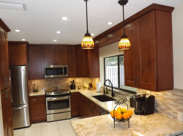 Sunrise Florida Kitchen Remodel Project Design Ideas for Your