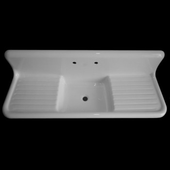 photo credit - NBI drainboard sink