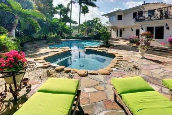 David Cassidy Ft. Lauderdale Home - Photo Credit - reator.com
