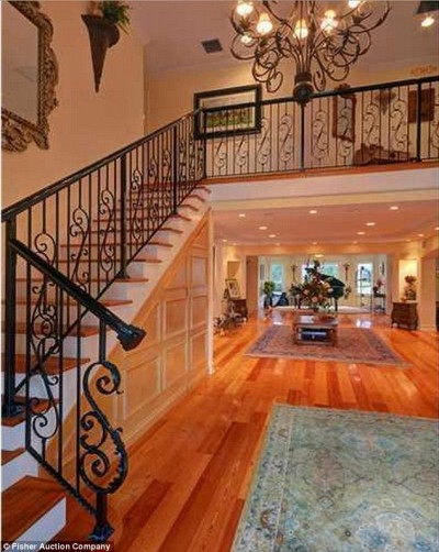 David Cassidy Home Photo Credit - Fisher Auction