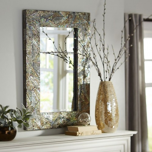 Wall Decor Using Mirrors : Using decor wall mirrors to add flair your home donco