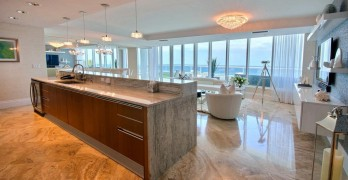 Steal Remodel ideas from this $4M Ft. Lauderdale Penthouse Ocean Condo