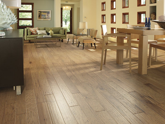 photo credit - shaw flooring - engineered hardwood