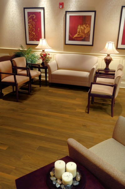 photo credit: Armstrong Flooring - Walnut Flooring