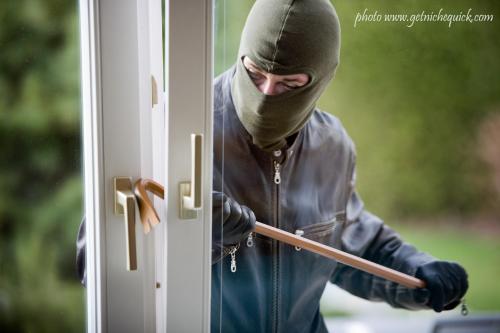 home door security