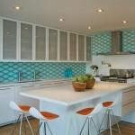 Steal this Look: 20 Kitchen Backsplash Tile Design Ideas