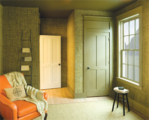 photo credit - Jeld Wen Panel Door