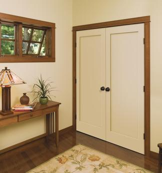 interior-door-molded-all-panel-madison-one-panel - Jeld Wen