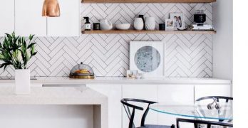 Modern sparkle: Top 7 tile trends for 2016