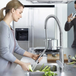 Product Spotlight: Grohe K-7 Pre-Rinse Kitchen Faucet